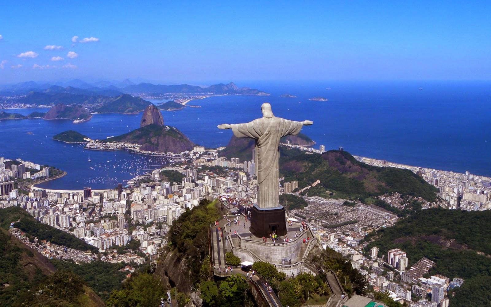 cidade do Brasil mais bonita conclusão