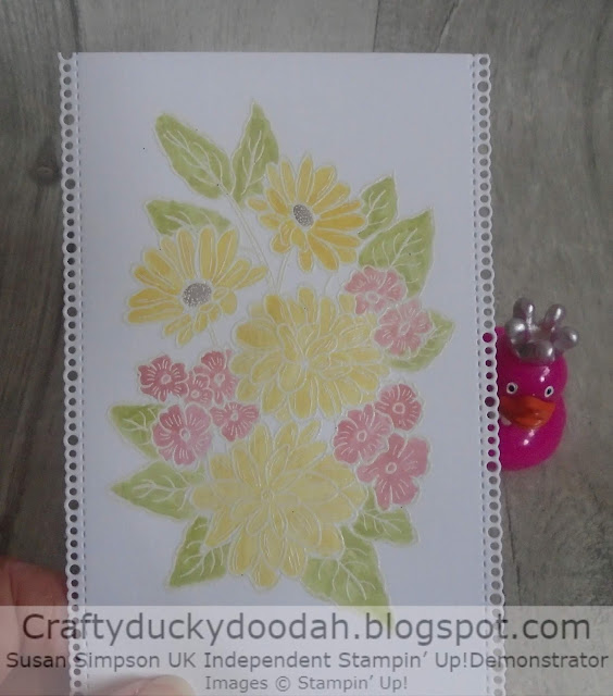 Craftyduckydoodah!, Emboss Resist Technique, Ornate Style, Ornate Thanks, Stampers Showcase Blog Hop, Supplies available 24/7 from my online store, Susan Simpson UK Independent Stampin' Up! Demonstrator