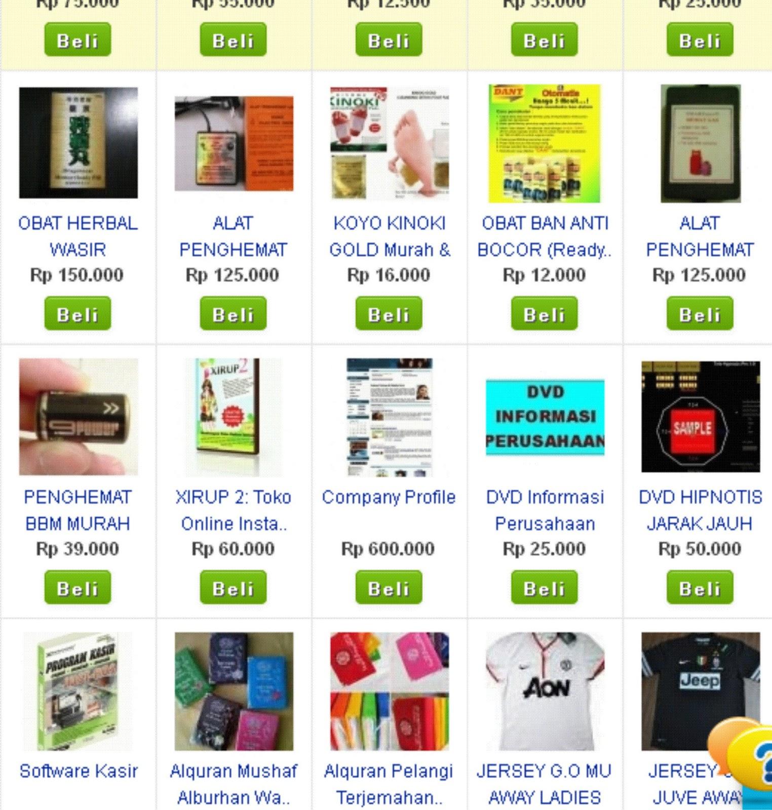 Ekiosku com jual beli online aman menyenangkan