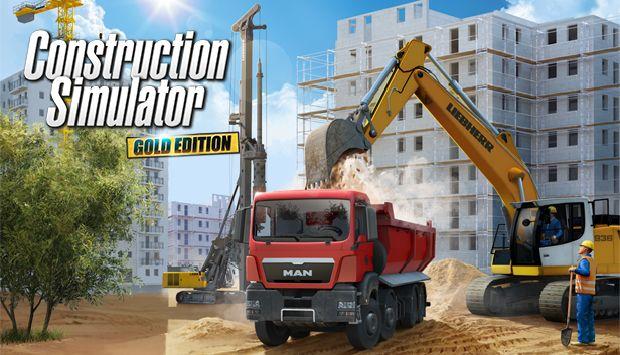 Construction Simulator Gold Edition Free Download