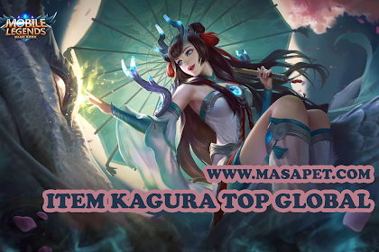 Build Gear Item Kagura Mobile Legends Top Global