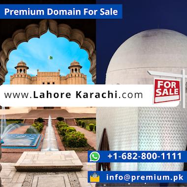 LahoreKarachi.com Premium Domain For Sale