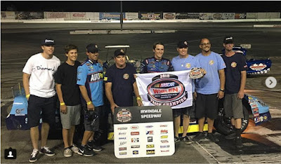 AUTOParkit's Lawless Alan Stays on Top at Irwindale Raceway