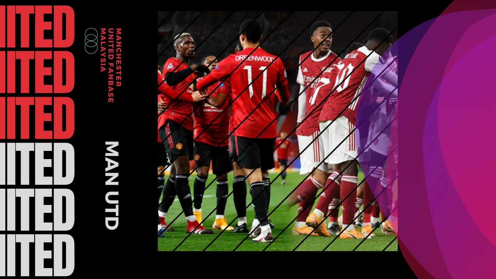 Preview Arsenal Lawan Man United - Liga Perdana Inggeris