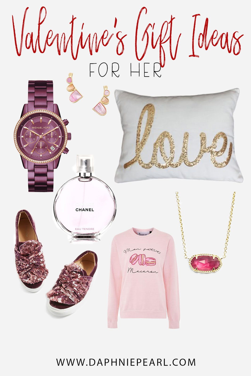 Valentine\'s Day Gift Ideas for Her {and Mini-Valentines too ...