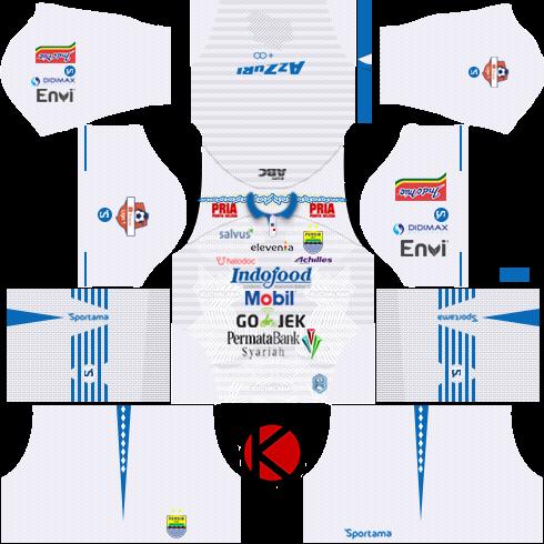 Jersey Kit Dls Persebaya 2019