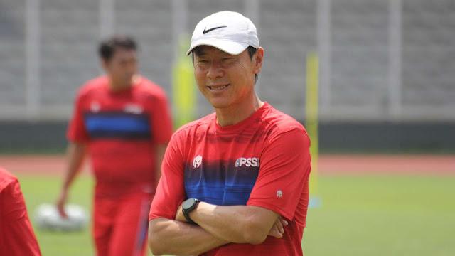 PSSI Potong Gaji Shin Tae-Yong