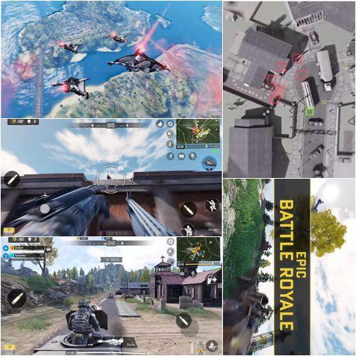 Tips Bermain Mode Battle Royale Call of Duty Mobile