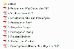Download Ebook Pemrograman Php Mysql Terlengkap dari Pemula Hingga Mahir