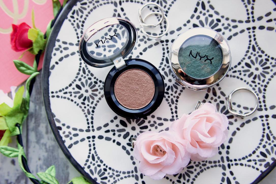 NYX Cosmetics Prismatic Eye Shadows