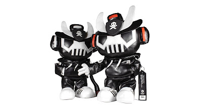 SOFTEQ63 Plush Figure by Quiccs x Martian Toys