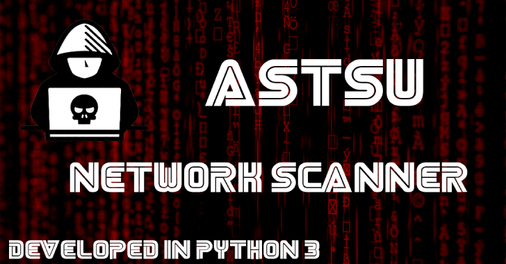 Astsu : A Network Scanner Tool