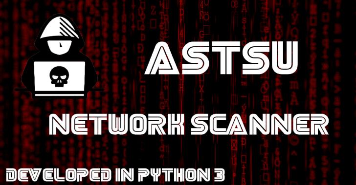 Astsu : A Network Scanner Tool