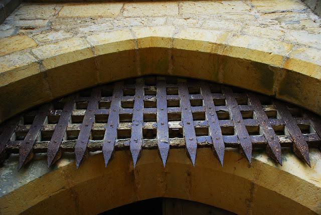 portão castelo