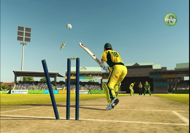 Brian Lara  Cricket 2007 Game