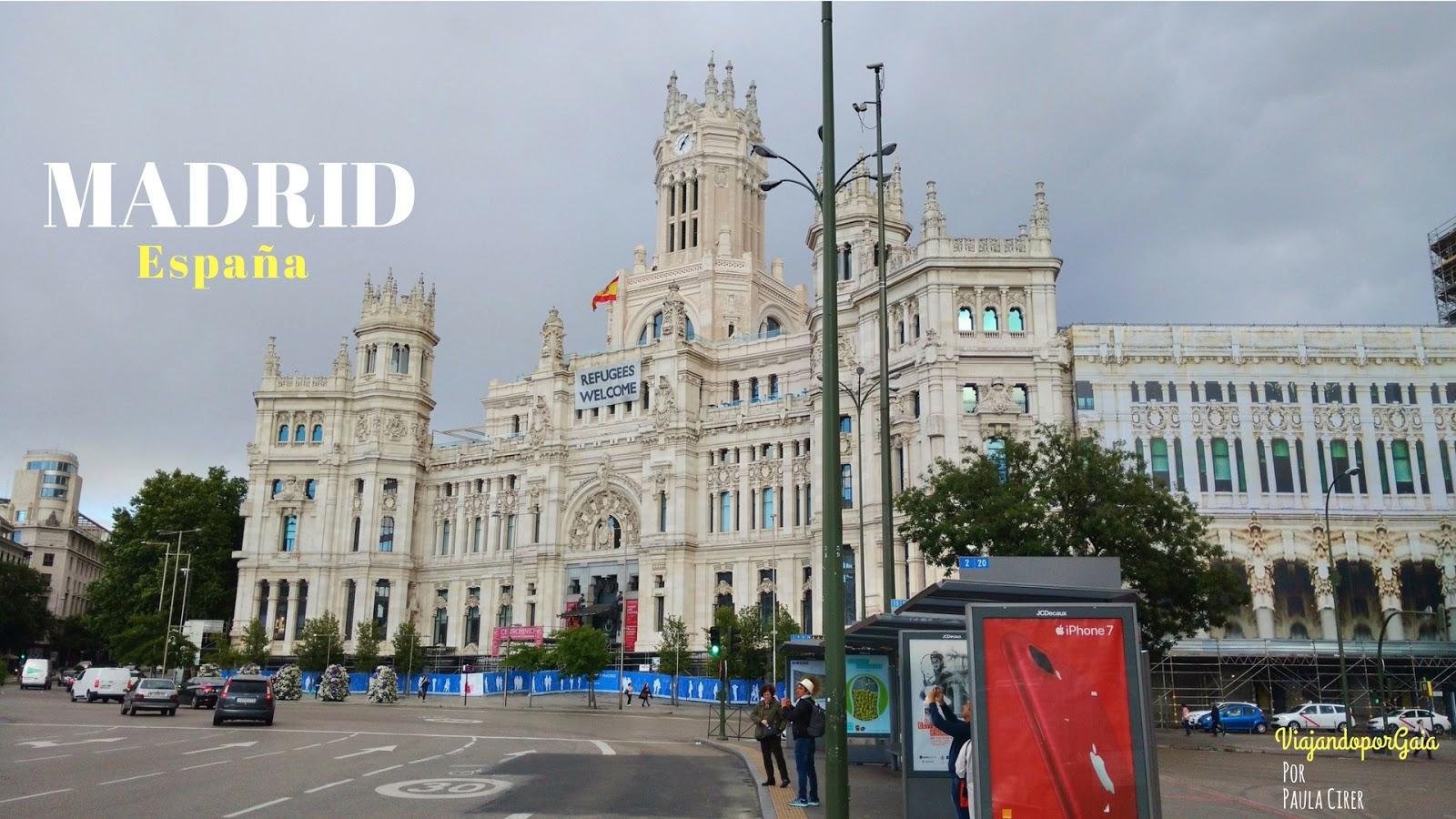 Madrid, España (portada)