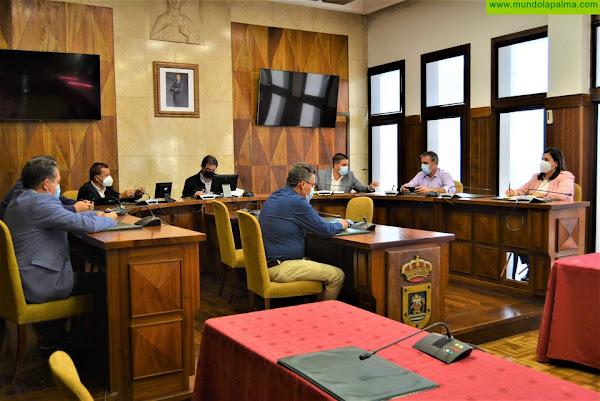 El Cabildo destina más de 3,1 millones de euros al Plan de Cooperación de Obras y Servicios Municipales