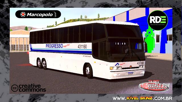 PARADISO GV 1150 - VIAÇÃO PROGRESSO