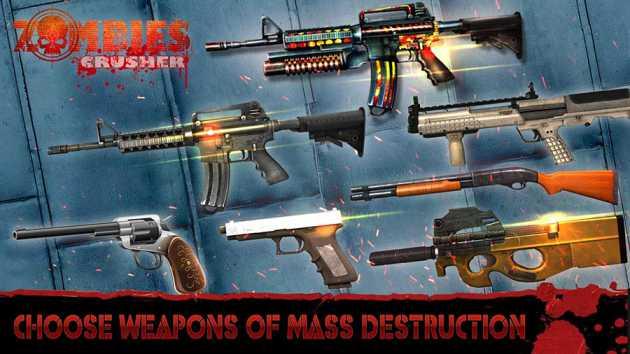 Zombie Crushers Mod Apk