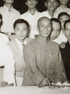 Foto Legenda Wing Chun Yip Man / Ip Man