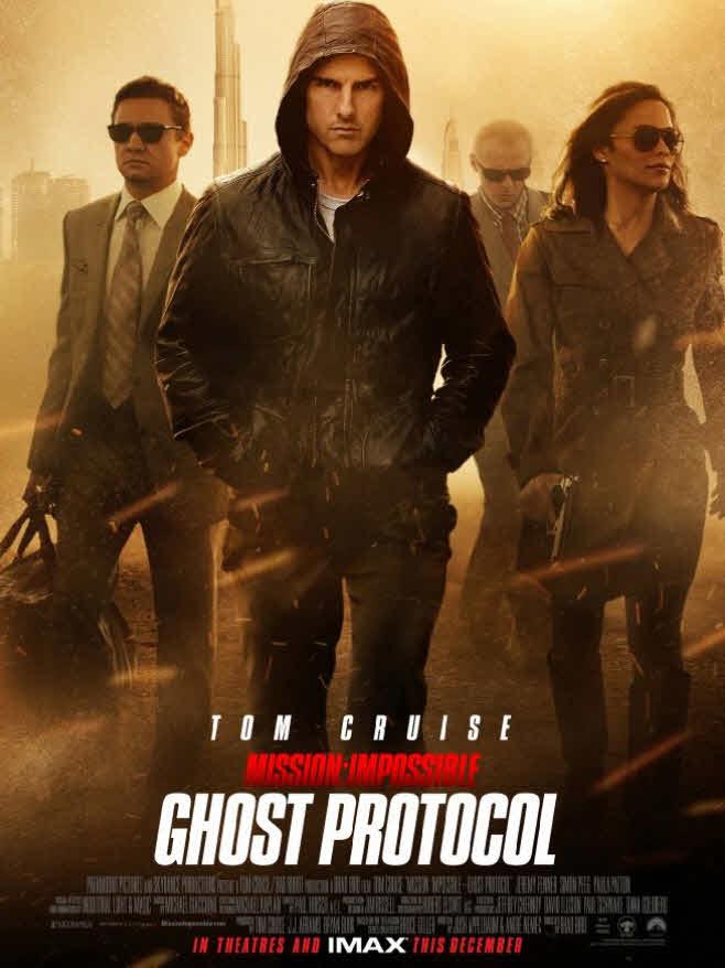 فيلم Mission: Impossible - Ghost Protocol 2011 مترجم