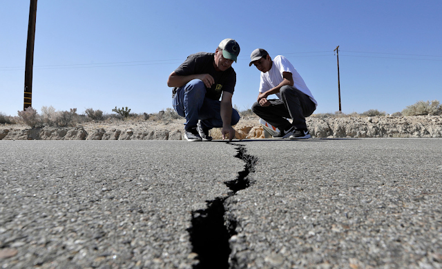 Southern California could be hit by 30,000 more earthquakes