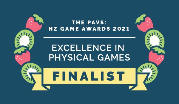 Pavs Award Finalist