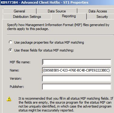How to Install SCCM R3 Hotfix 977384 on Clients | NETvNext Blog