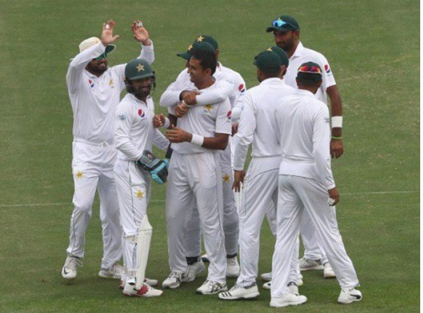 The sixth rankings in the Test rankings came to Pakistan's hosts