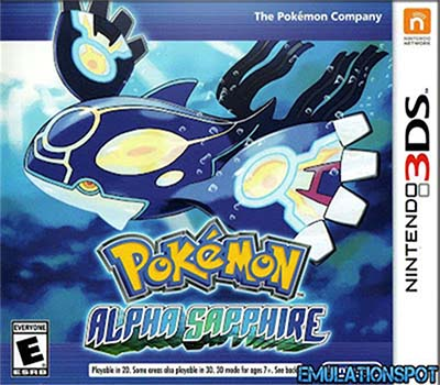 [3DS] Pokemon Alpha Sapphire [Decrypted] ROM | EmulationSpot