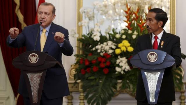 Erdogan: Siapa Mau Damai, Harus Siap Perang!