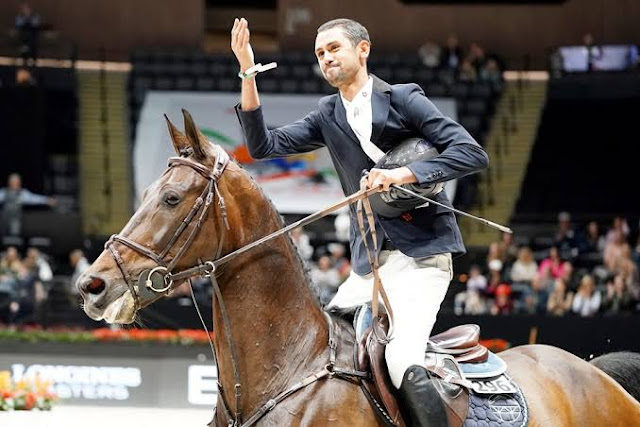 Nayel Nassar dan Segudang Prestasinya Berkuda