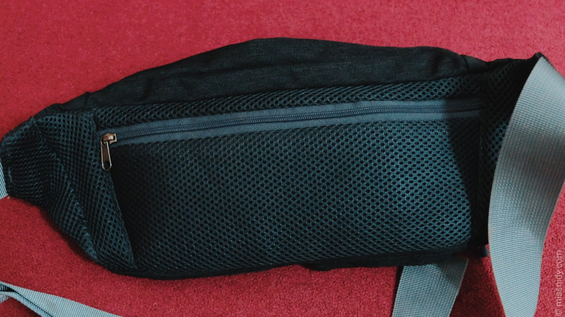 waist bag for travelling