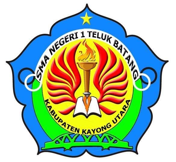 Filosofi Logo SMAN 1 Teluk Batang Kabupaten Kayong Utara