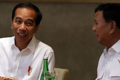 Pertemuan Prabowo-Jokowi Masih Menyisakan Tanda Tanya
