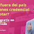 Acuden chihuahuenses por su credencial para votar en el extranjero