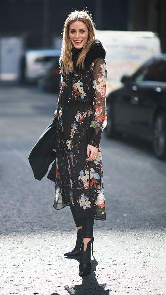 The Olivia Palermo Lookbook Olivia Palermo At London Fashion Week