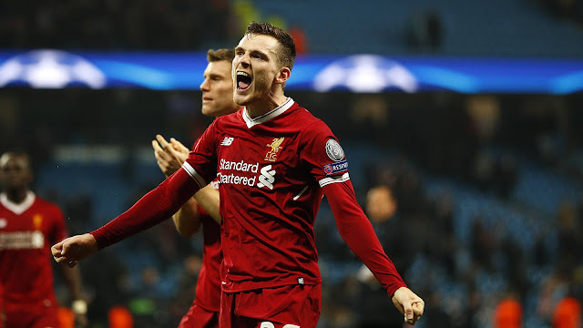 Andrew Robertson is a complete player - Fabio Aurelio