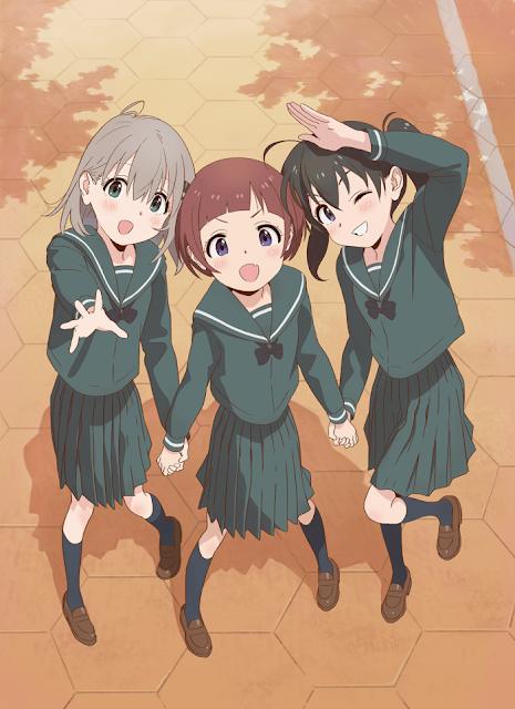 Yama no Susume Season Fourth Anime Release Date