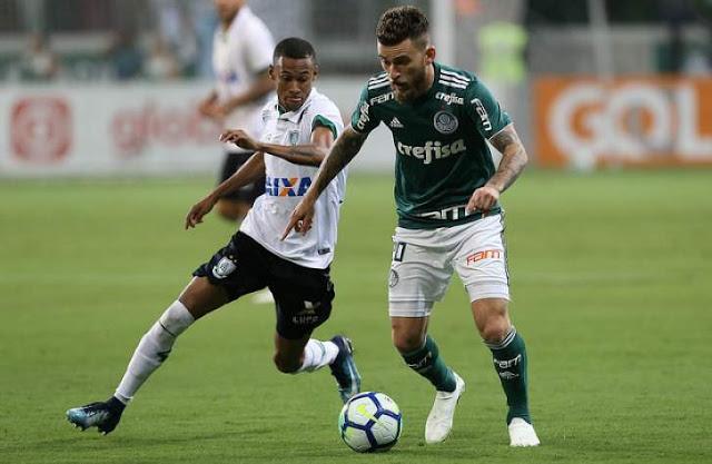 Palmeiras 4 x 0 América-MG - Verdão goleia e fica a uma vitória do título (Futebol Interior)