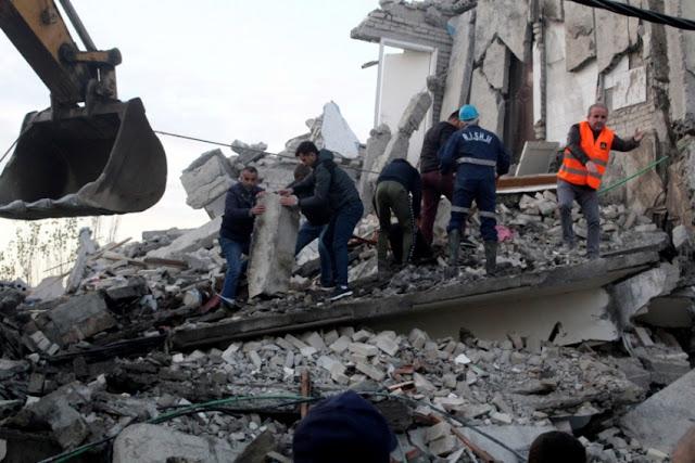 Πρέβεζα: Ανθρωπιστική βοήθεια στους σεισμόπληκτους της Αλβανίας, απέστειλε η Μητρόπολη Νικοπόλεως κ Πρεβέζης
