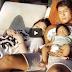 Netizens May Napansin Sa Viral Photo Ng First Beach Getaway Nina Aljur, Kylie At Baby Alas