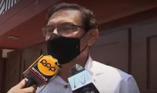 Martín Vizcarra se acogió a derecho al silencio ante Comisión de Fiscalización