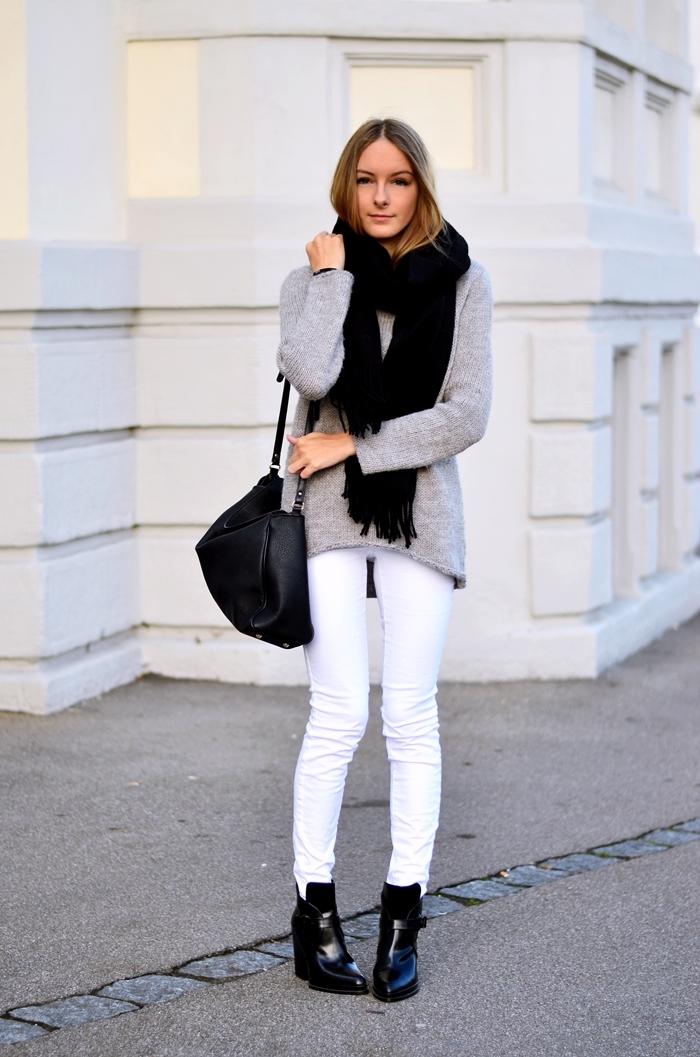 weisse jeans zara