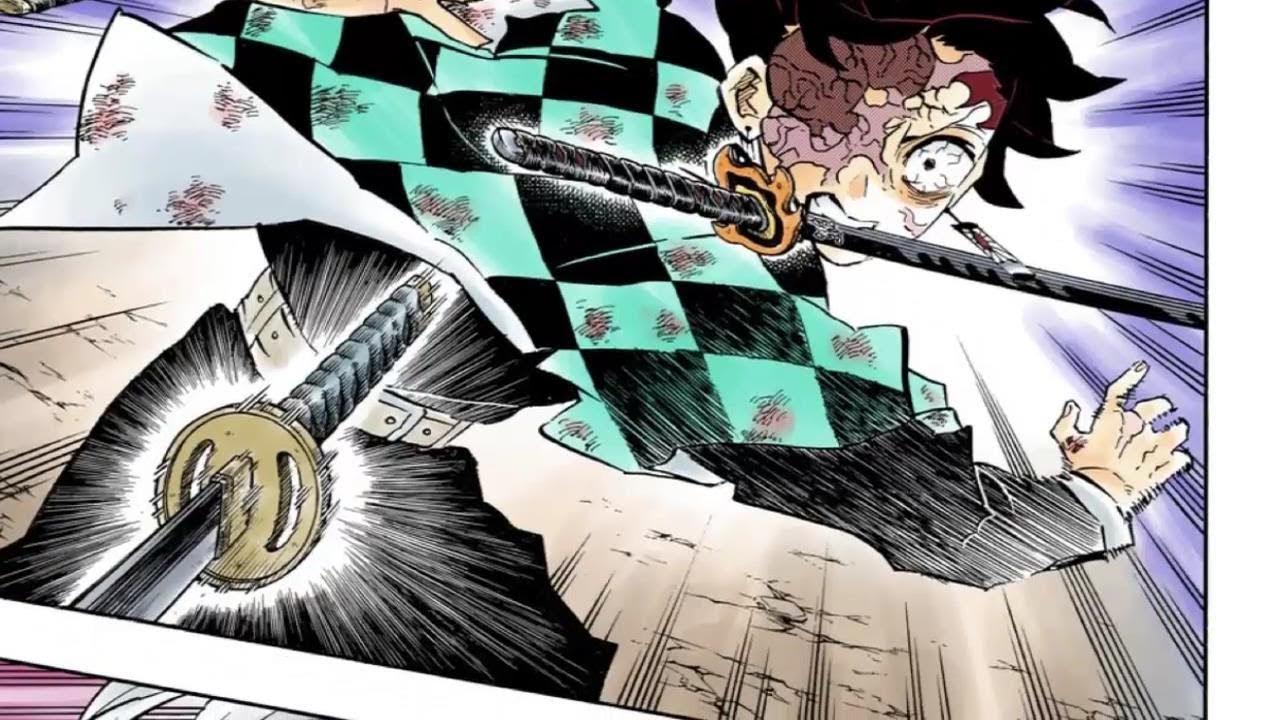 مانجا قاتل الشياطين الفصل 196 Kimetsu No Yaiba Demon Slayer