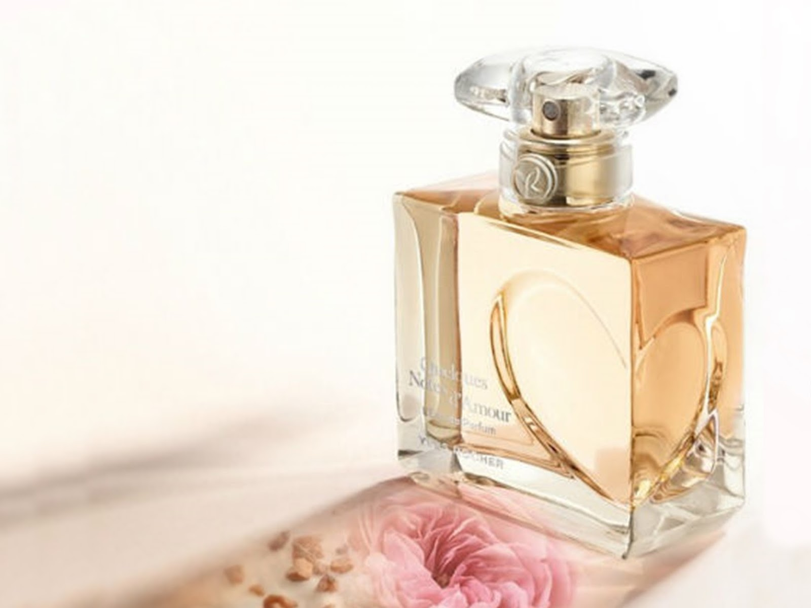 Yves Rocher Quelques Notes d'Amour EdP