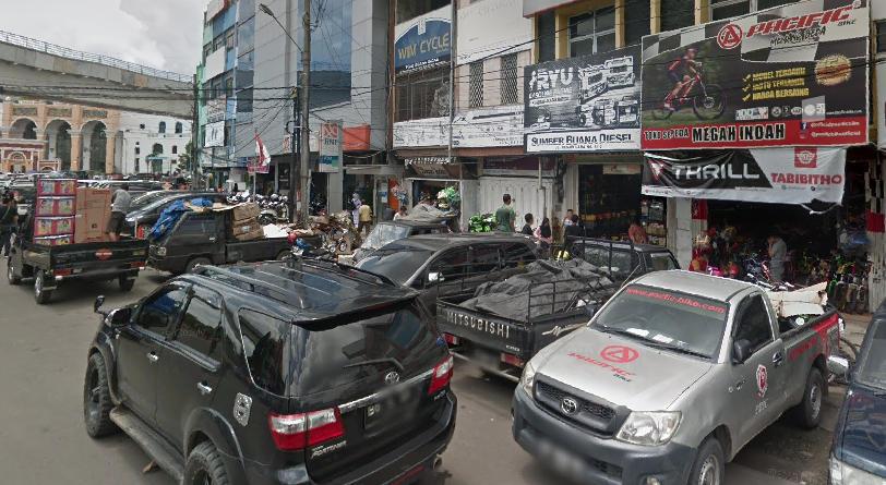 Toko Sepeda Megah Indah