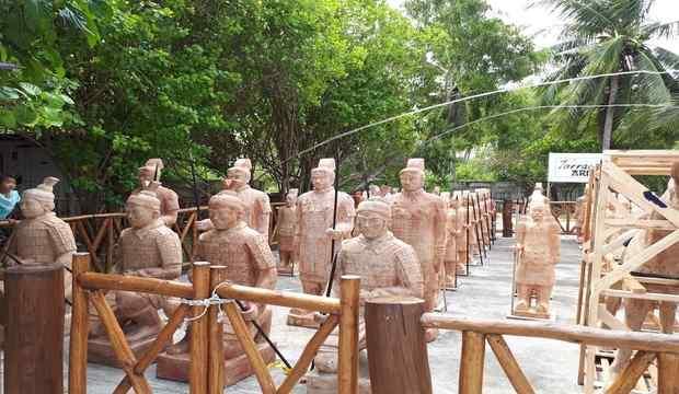 Terakota di Bangka Belitung