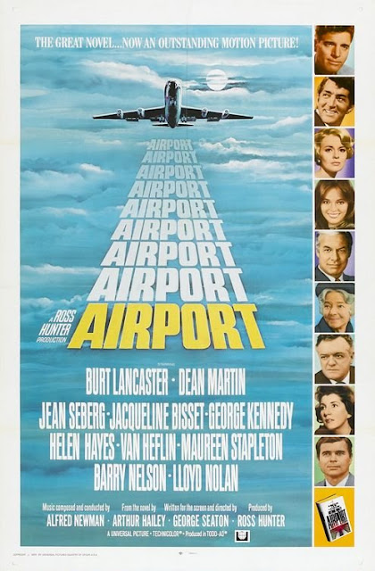 Airport 1970 movie poster