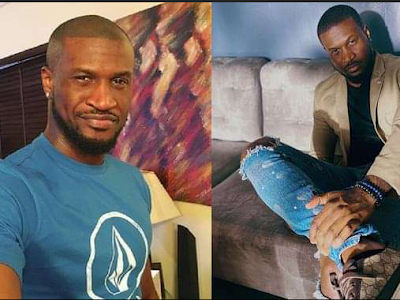 """They thought I wouldn't survive alone but now I'm richer"""" — Peter Okoye throws shade"""